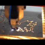 1325 չժանգոտվող պողպատից շարժական պլազմային CNC կտրող մեքենա