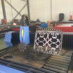 ավտոմատ լույսի խողովակների կտրող / CNC խողովակների պրոֆիլը կտրող մեքենա / պլազմային կտրող լույսի խողովակը