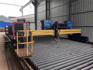 Չինաստան Big Size CNC Gantry Flame Plasma Cutting Machine