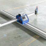 ցածր գնով փոքր փոքր ծավալի խողովակ cnc պլազմային կտրող մեքենա