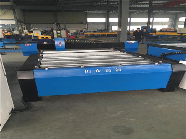 New designed CNC cutting machine for metal sheet CNC Plasma Cutting Machine