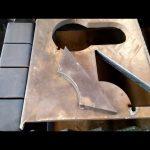 չինական էժան CNC պլազմային սեղանի շարժական կտրող մեքենա