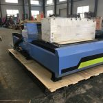 CNC պլազմային կտրող / CNC կտրող մեքենաներ պտտվող առանցքով / շարժական CNC պլազմային կտրող մեքենայով