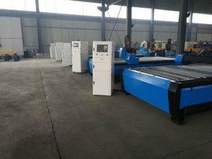 մետաղական էժան cnc պլազմային կտրող սարք Չինաստան 1325 CNC պլազմային կտրող մեքենա