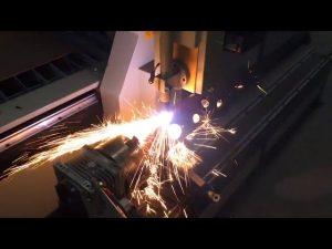 չժանգոտվող պողպատից ածխածնի CNC պլազմային կտրող մեքենա RB 1530